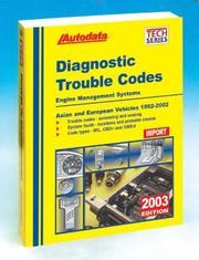 Diagnostic Trouble Codes PDF