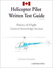 Canadian Helicopter Written Test Guide