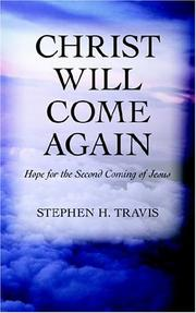 Christ Will Come Again PDF