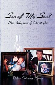 Son Of My Soul - The Adoption of Christopher PDF