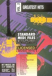 Greatest Hits - Volume 2 PDF