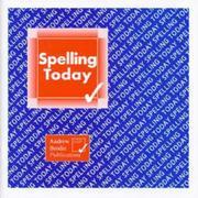 Spelling Today PDF