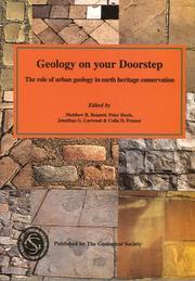 Geology on Your Doorstep