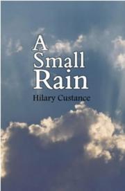 A Small Rain PDF