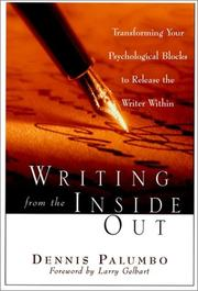 Writing from the inside out PDF
