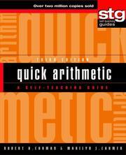 Quick arithmetic PDF