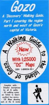 Gozo Walking Guide PDF