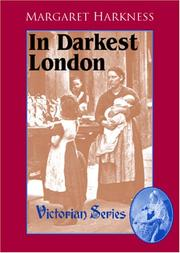 In Darkest London by Margaret Harkness