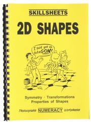 2D Shapes (Skillsheets)