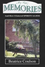 My Life's Memories and How I Entered Spiritualism PDF