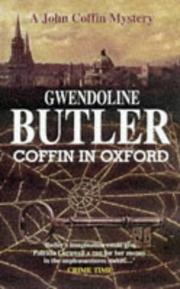 Coffin in Oxford by Gwendoline Butler