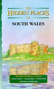 Hidden Places of South Wales PDF