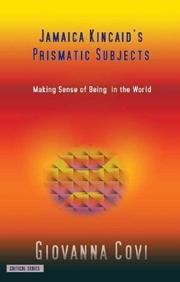 Jamaica Kincaid's Prismatic Subjects PDF