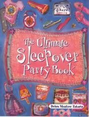 The Ultimate Sleepover Party Book PDF
