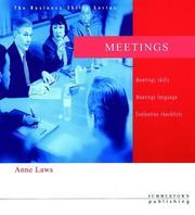 Meetings (Business Skills) PDF