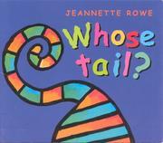Whose Tail? (Whose? Series) PDF