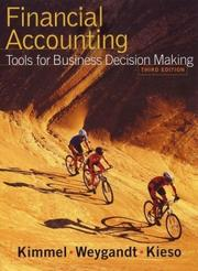 Financial Accounting by Paul D. Kimmel