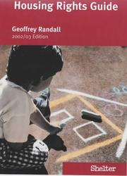 Housing Rights Guide by Geoffrey Randall