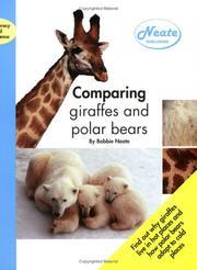 Comparing Giraffes and Polar Bears (Literacy & Science) PDF