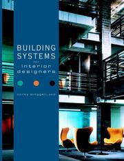 Building systems for interior designers by Corky Binggeli
