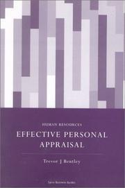 Effective Personal Appraisal