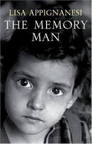 The Memory Man by Lisa Appignanesi