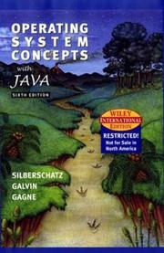 Operating Systems Concepts with Java PDF