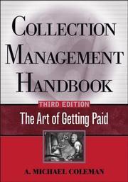 Collection Management Handbook PDF