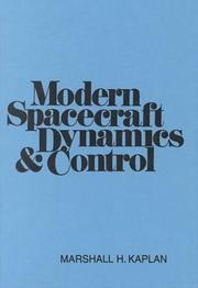 Modern spacecraft dynamics & control PDF