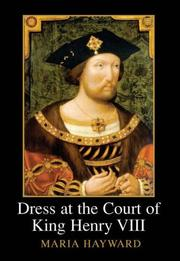 Dress at the Court of King Henry VIII PDF