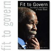 Fit to Govern by Ronald Suresh Roberts