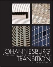 Johannesburg Transition by Clive M. Chipkin