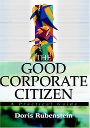 The good corporate citizen PDF