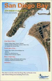 San Diego Bay Fishing Chart & Guide PDF