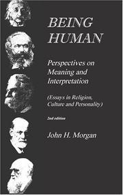 Being Human PDF