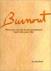 Burnout by Janet Buell