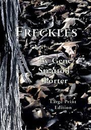 Cover of: Freckles by Gene Stratton-Porter