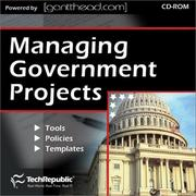 Managing Government Projects PDF