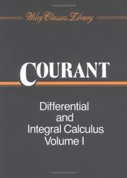 Vorlesungen über Differential- und Integralrechnung by Richard Courant