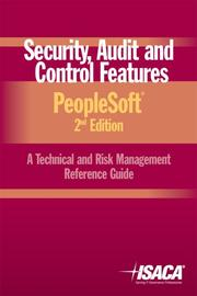 Security, Audit & Control Features PeopleSoft PDF