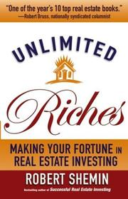 Unlimited Riches PDF