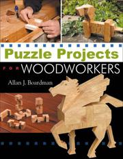 Puzzle Projects for Woodworkers PDF