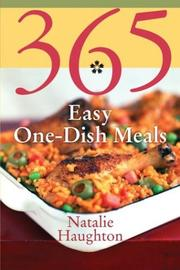 365 Easy One-Dish Meals PDF