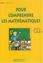 Cover of: Pour comprendre les maths CE2  by Debu/ Blanc/ Bramand
