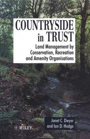 Countryside in Trust by Janet Dwyer