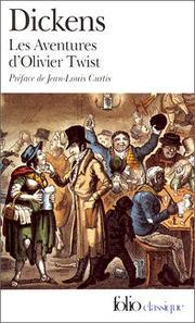 Les aventures d'Olivier Twist PDF