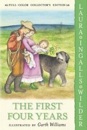 The First Four Years by Wilder, Laura Ingalls
