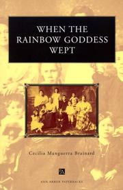 When the rainbow goddess wept by Cecilia Manguerra Brainard