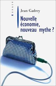 Nouvelle Economie, nouveau mythe ? PDF