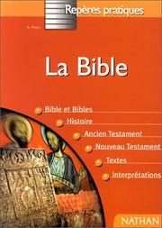 La Bible PDF